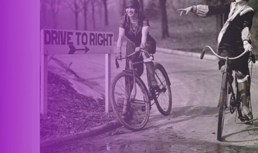 Charla: Mujer y bici, feminismo sobre ruedas