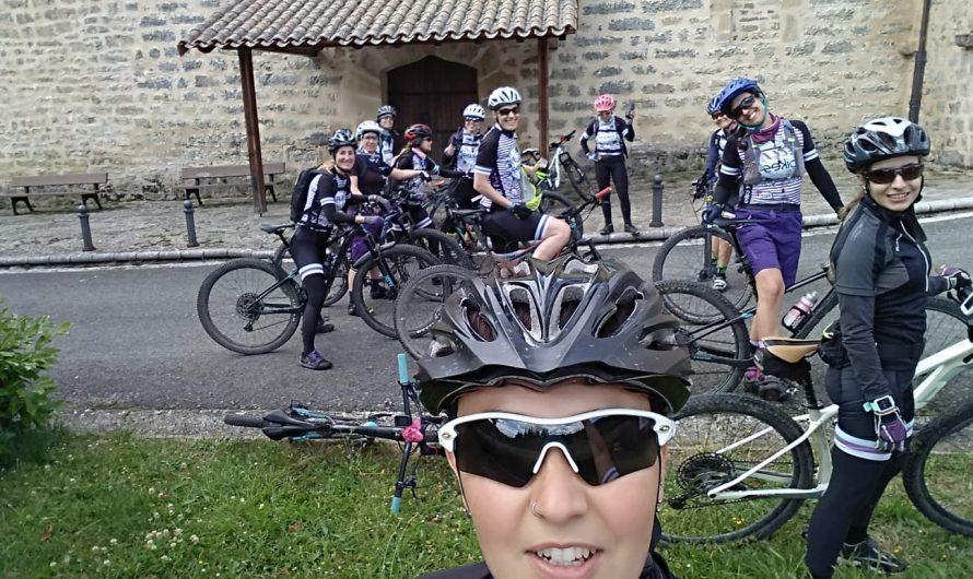 Ruta de las locas del pedal: 2ª salida  no-oficial post-COVID